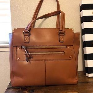 Brand new Aldo large tan bag